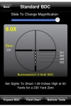 Nikon SpotOn Ballistic Match Technology screenshot 1/1