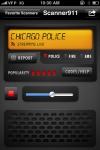 Scanner911: live Police, Fire, EMS radio screenshot 1/1