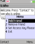 slwho screenshot 1/1
