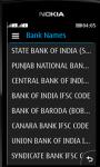 IFSC Code Finder screenshot 1/3