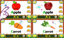 POPOYA Fruits Flashcards screenshot 2/5