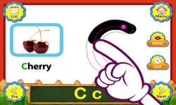 POPOYA Fruits Flashcards screenshot 3/5