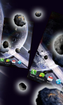Extreme Asteroids in Space LWP free screenshot 1/3