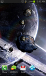 Extreme Asteroids in Space LWP free screenshot 2/3
