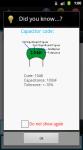 Capacitor Calculator screenshot 6/6