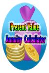 Present Value Annuity Calculator V1 screenshot 1/3
