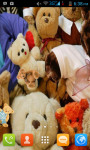 Teddy Bear Live Wallpaper Free screenshot 1/5