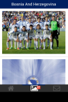 Bosnia and Herzegovina Soccer Wallpaper screenshot 3/5