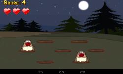 Whack a mole New Free screenshot 2/4