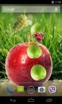 Fruits Live Wallpaper 3D Parallax screenshot 2/4