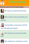 Myth about Aging screenshot 3/4
