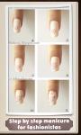 Nails step by step  screenshot 2/3