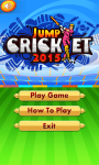 Jump Cricket screenshot 1/4
