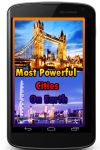 Most Powerful Cities On Earth screenshot 1/3