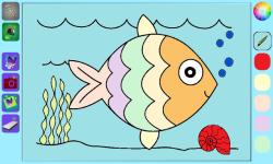 Whiteboard painting for kids screenshot 1/3