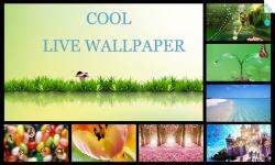 Cool Live Wallpapers HD screenshot 1/4