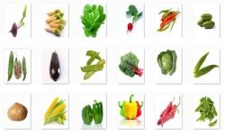 Vegetables Onet Classic Game screenshot 2/2