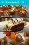 Simple Healthy Recipes screenshot 3/6