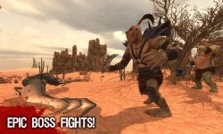 Giant Beast Bat Action 3D screenshot 4/5