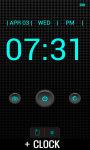 Flashlight Clock screenshot 2/2