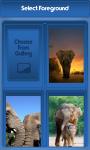 Elephant Zipper Lock Screen Free screenshot 3/6