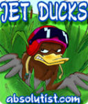 Jet Ducks (Palm) V1.01 screenshot 1/1