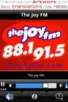 The Joy FM / Android screenshot 1/1
