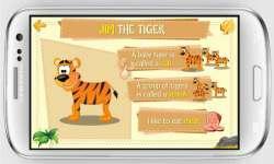 Safari Animals for Kids screenshot 1/4