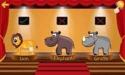 Safari Animals for Kids screenshot 2/4