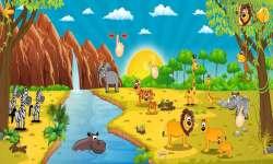 Safari Animals for Kids screenshot 3/4