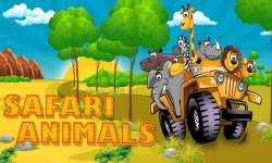 Safari Animals for Kids screenshot 4/4