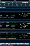 CNBC Real-Time for iPad screenshot 1/1