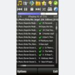 Audiowave MP3 player screenshot 2/3