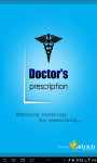 Doctors prescription screenshot 1/3