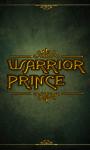 Warrior Prince screenshot 1/3