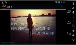 Amazing Love Quotes HD Wallpapers screenshot 3/3