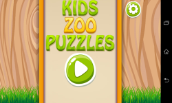 Kids Zoo Puzzles screenshot 6/6