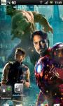 The Avengers Live Wallpaper 1 screenshot 1/3