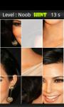 Kim Kardashian 5 Jigsaw Puzzle screenshot 2/4