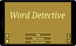 Word Detective Game screenshot 1/4