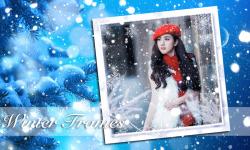 Winter Photo Frame Collage screenshot 1/6