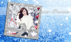 Winter Photo Frame Collage screenshot 2/6