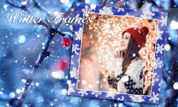Winter Photo Frame Collage screenshot 3/6