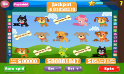 Puppy Love Slots screenshot 4/6