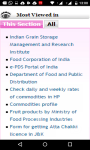 Indian Minister of Petroleum and Natural Gas screenshot 2/3