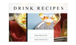 Drink recipes screenshot 1/3