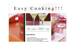 Drink recipes screenshot 3/3