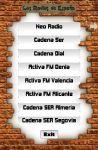 Los Radios de España screenshot 2/5