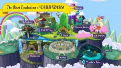 Card Wars Kingdom screenshot 1/2