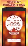 Halloween Frames Creator screenshot 1/3